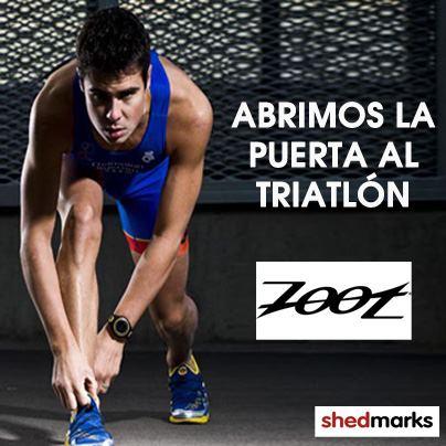 Shed Marks incorpora a su oferta la marca Zoot