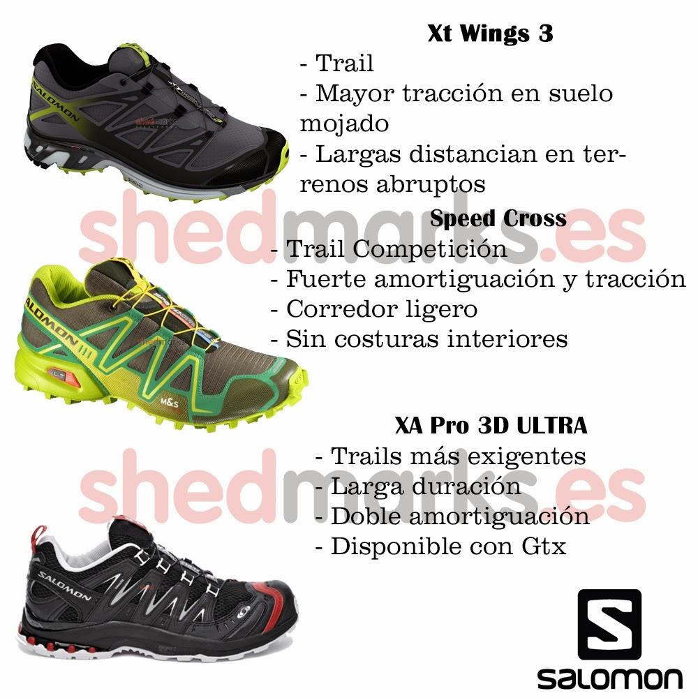 ¿Quieres renovar tu modelo de zapatillas de 'trail running' y no te decides?