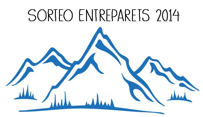 Sorteo carrera Entreparets 2014 de material técnico.