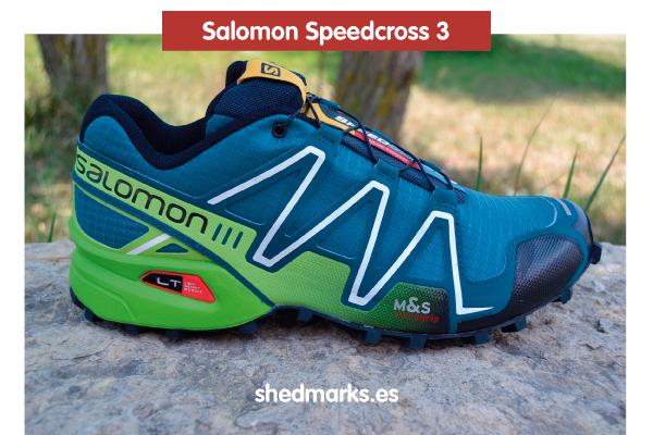 Salomon Speedcross 3: Características y detalles