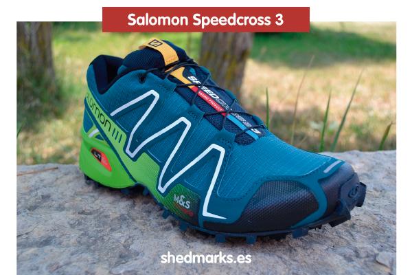 Zapatillas Salomon Mujer Speedcross 3