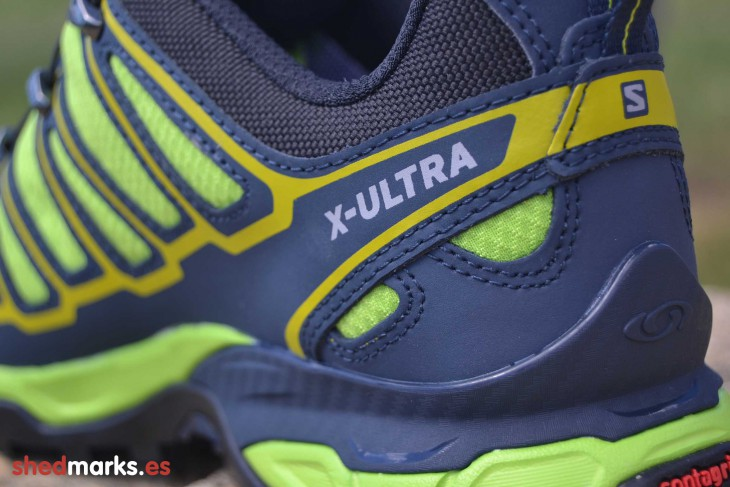 Salomon X Ultra 2 GTX son unas zapatillas muy ligeras
