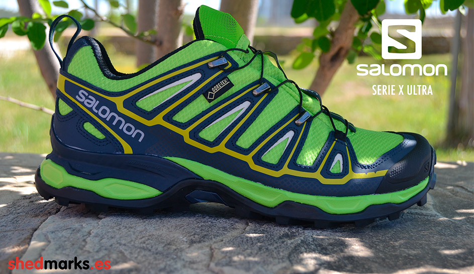 Serie X Ultra 2: Review del calzado mejor valorado de Salomon