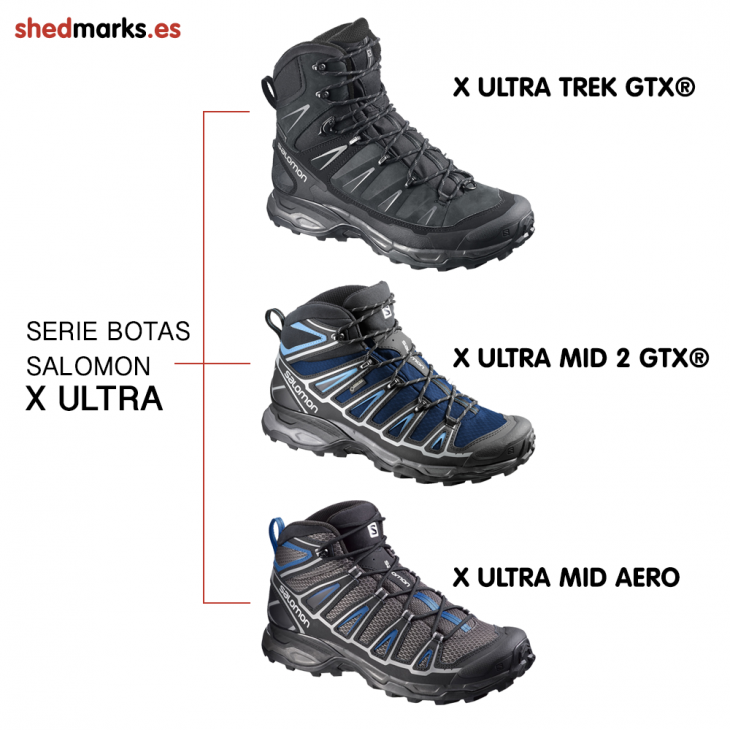 La X 2 Review Ultra Marca De Salomon Serie R4ALj5