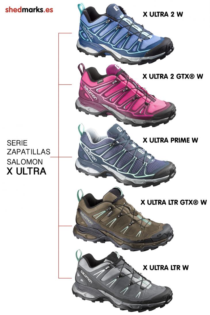 Zapatillas Salomon Serie X Ultra