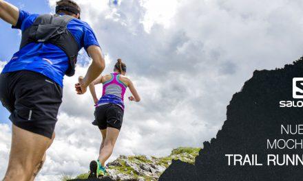SALOMON: nuevos modelos de mochilas para trail running 2017