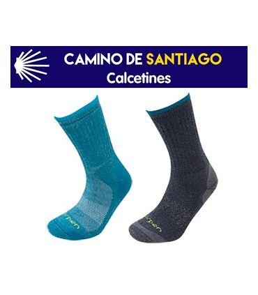 CALCETINES PARA EL CAMINO DE SANTIAGO