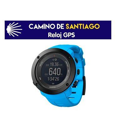 RELOJES GPS PARA EL CAMINO DE SANTIAGO