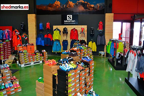 Shed Marks - Tienda de trekking, trail, running y esqui en Villafranca del Cid (Castellon)